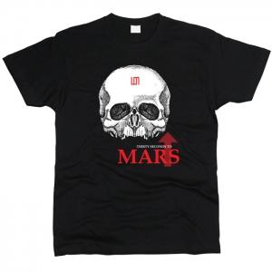 30 Seconds To Mars 08 - Футболка мужская