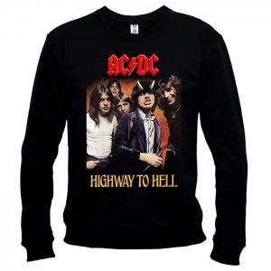 AC/DC 04 - Свитшот мужской