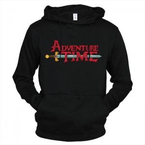 Adventure Time 04 - Толстовка мужская