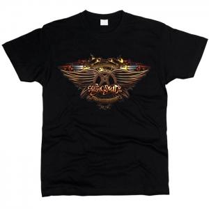 Aerosmith 04 - Футболка мужская