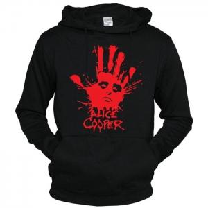 Alice Cooper 01 - Толстовка мужская