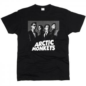 Arctic Monkeys 02 - Футболка мужская