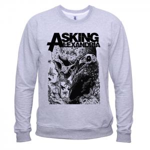 Asking Alexandria 01 - Свитшот мужской
