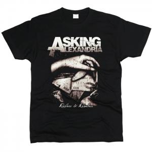 Asking Alexandria 02 - Футболка мужская