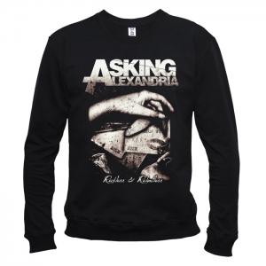 Asking Alexandria 02 - Свитшот мужской