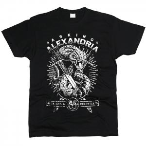 Asking Alexandria 03 - Футболка мужская