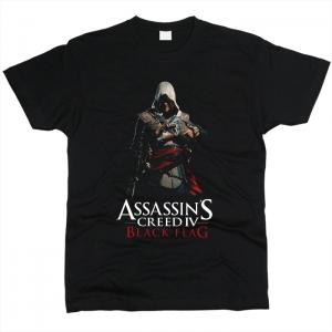 Assassin's Creed 04 - Футболка мужская