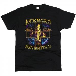 Avenged Sevenfold 05 - Футболка мужская