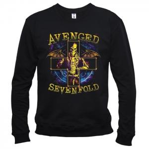 Avenged Sevenfold 05 - Свитшот мужской