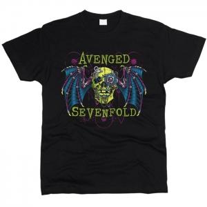 Avenged Sevenfold 06 - Футболка мужская