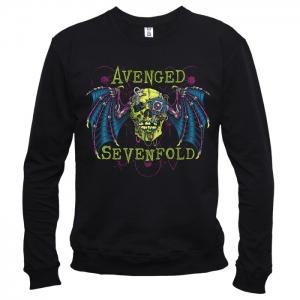 Avenged Sevenfold 06 - Свитшот мужской