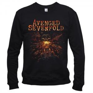 Avenged Sevenfold 07 - Свитшот мужской