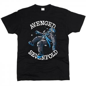 Avenged Sevenfold 08 - Футболка мужская