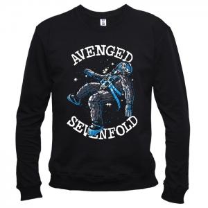 Avenged Sevenfold 08 - Свитшот мужской