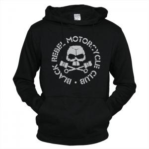 Black Rebel Motorcycle Club 01 - Толстовка мужская