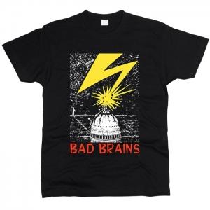 Bad Brains 06 - Футболка мужская
