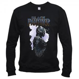 Black Panther 02 - Свитшот мужской
