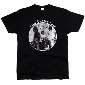 Blue Oyster Cult 03 - Футболка мужская