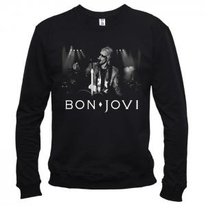 Bon Jovi 03 - Свитшот мужской