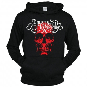 Bullet For My Valentine 02 - Толстовка мужская
