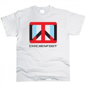 Chickenfoot 02 - Футболка мужская