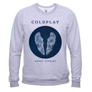 Coldplay 03 - Свитшот мужской