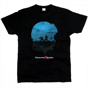 Counter Strike 03 - Футболка мужская