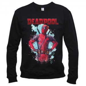 Deadpool 01 - Свитшот мужской