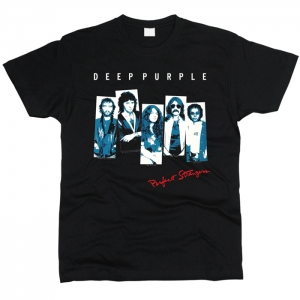 Deep Purple 02 - Футболка мужская
