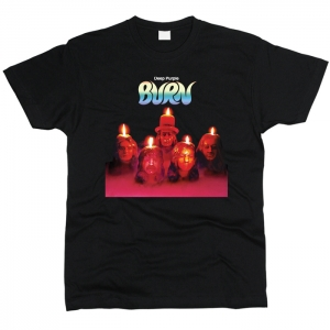 Deep Purple 05 - Футболка мужская