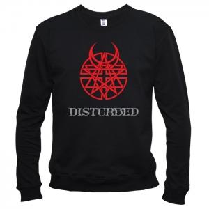 Disturbed 01 - Свитшот мужской
