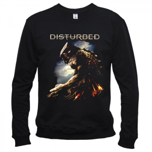 Disturbed 03 - Свитшот мужской