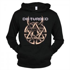 Disturbed 04 - Толстовка мужская