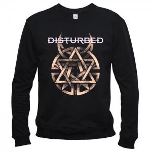 Disturbed 04 - Свитшот мужской