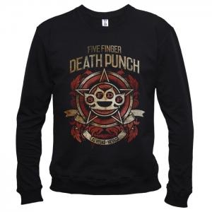Five Finger Death Punch 08 - Свитшот мужской