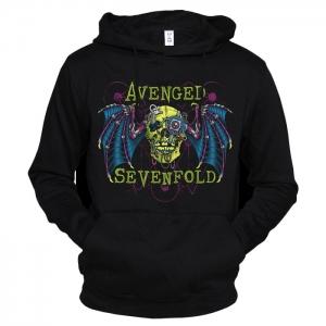 Avenged Sevenfold 06 - Толстовка мужская