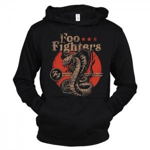 Foo Fighters 08 - Толстовка мужская