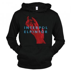 Interpol 05 - Толстовка женская