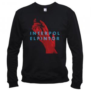 Interpol 05 - Свитшот мужской
