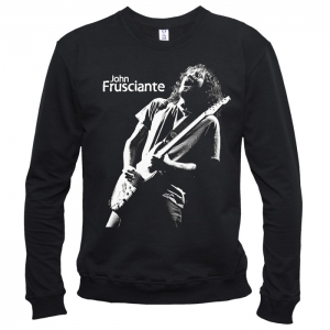 John Frusciante 01 - Свитшот мужской