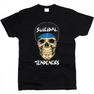 Suicidal Tendencies 04 - Футболка мужская