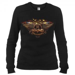 Aerosmith 04 - Свитшот женский
