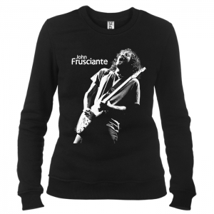 John Frusciante 01 - Свитшот женский