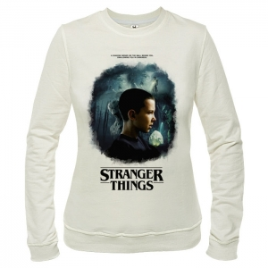 Stranger Things 05 - Свитшот женский