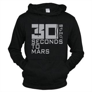 30 Seconds To Mars 03 - Толстовка мужская