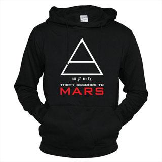 30 Seconds To Mars 06 - Толстовка мужская