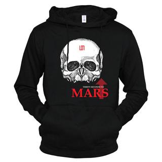 30 Seconds To Mars 08 - Толстовка мужская