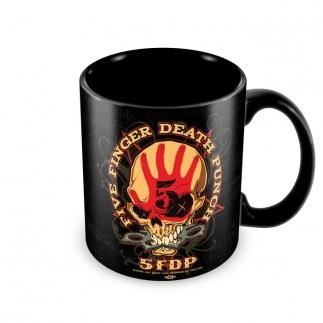 Чашка Five Finger Death Punch 01
