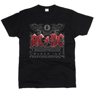 AC/DC 03 - Футболка мужская