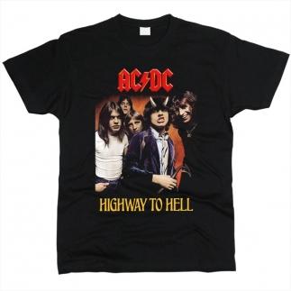 AC/DC 04 - Футболка мужская